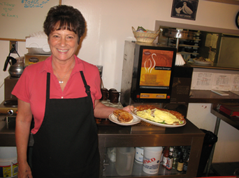 Judy's Junction offers casual dining in Upper Lake, CA
